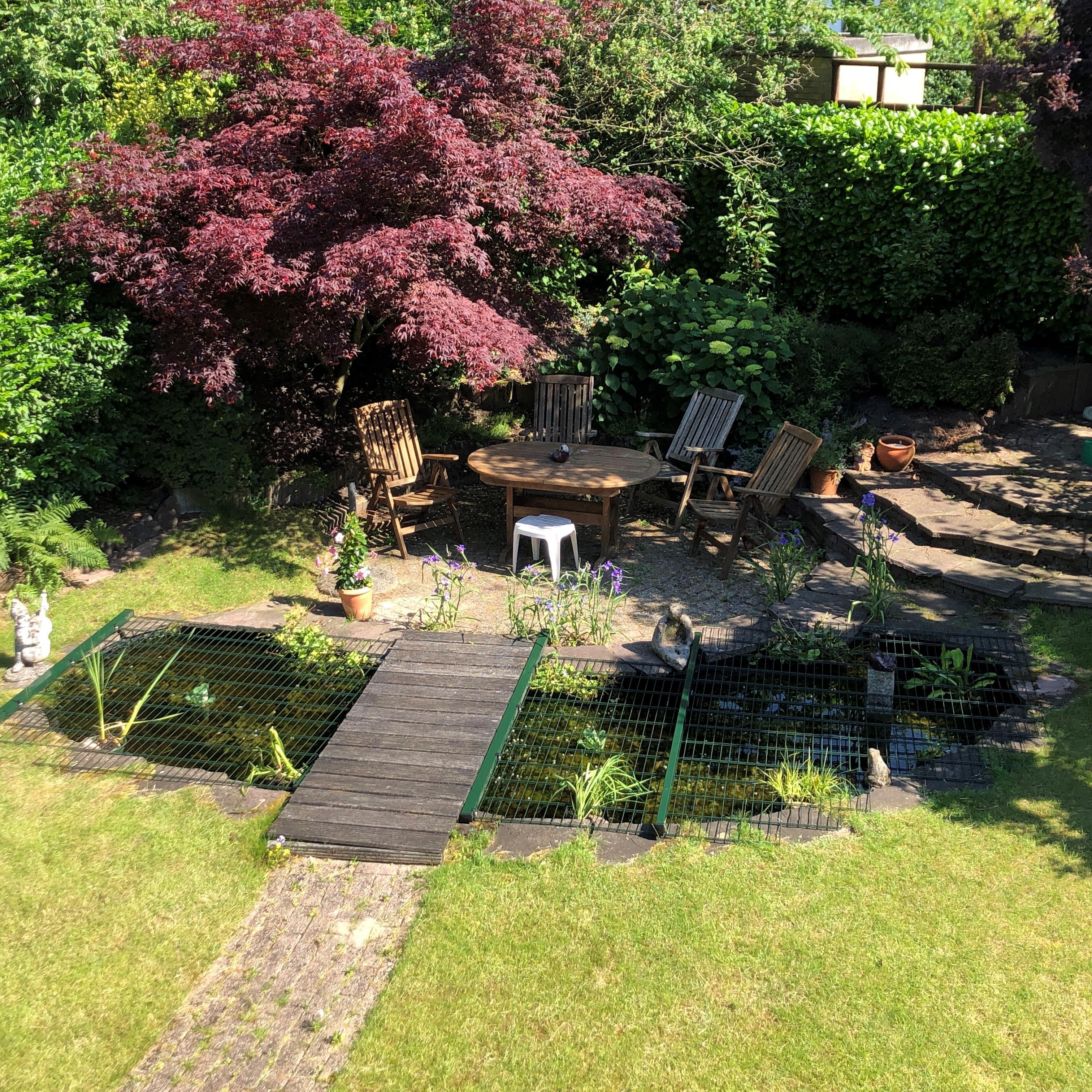 So machen Sie es sich in Ihrem Garten gemütlich