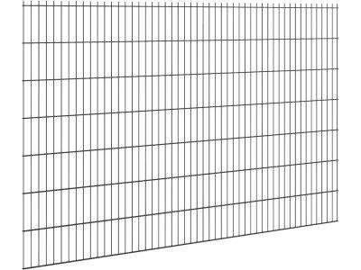 Doppelstabmatte 250 cm breit