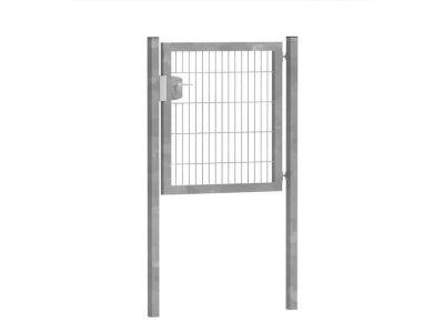 1-flügeliges Gartentor für Steinkorb 125cm breit
