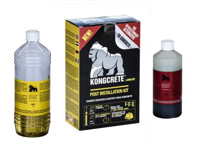 Kongcrete Installations-Kit groß