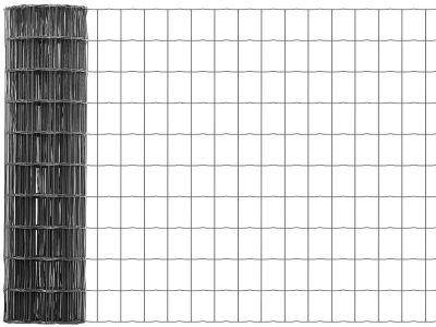 Maschendrahtzaun | Rolle von 10 oder 25 Meter